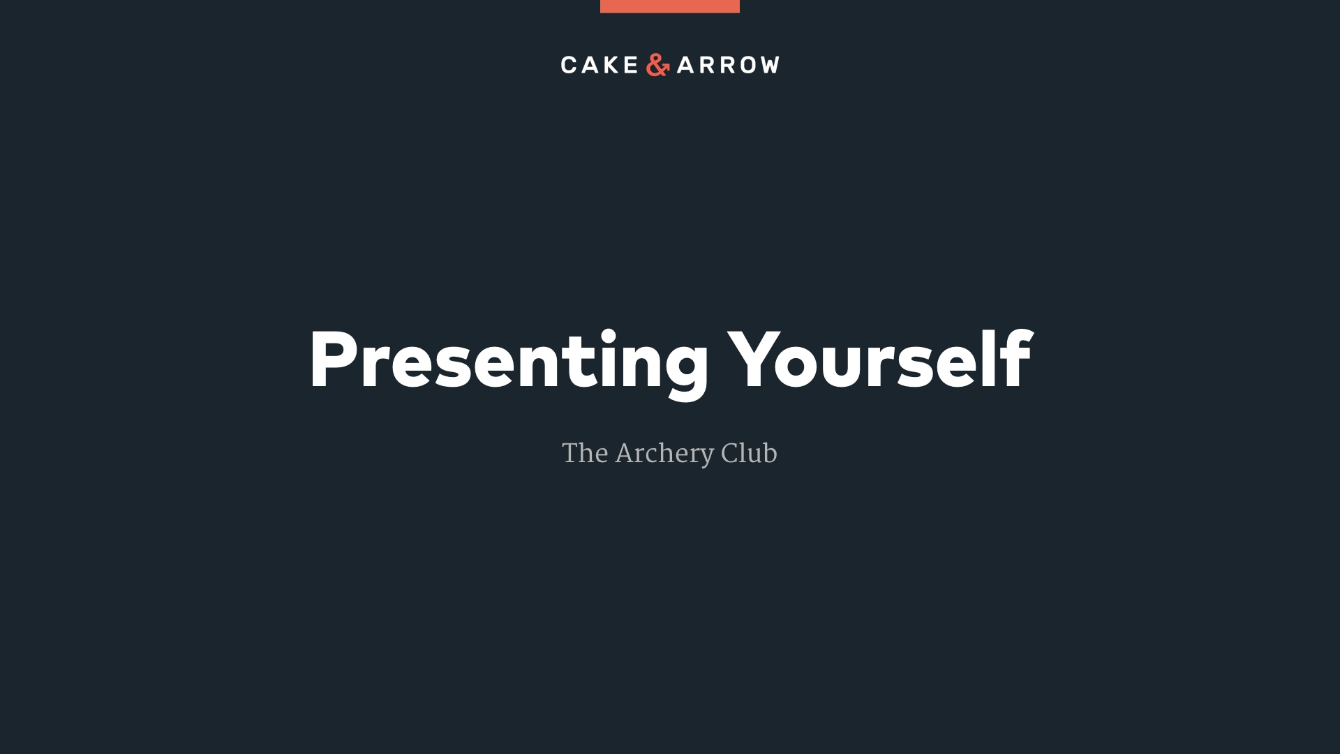 Presenting Yourself.jpeg