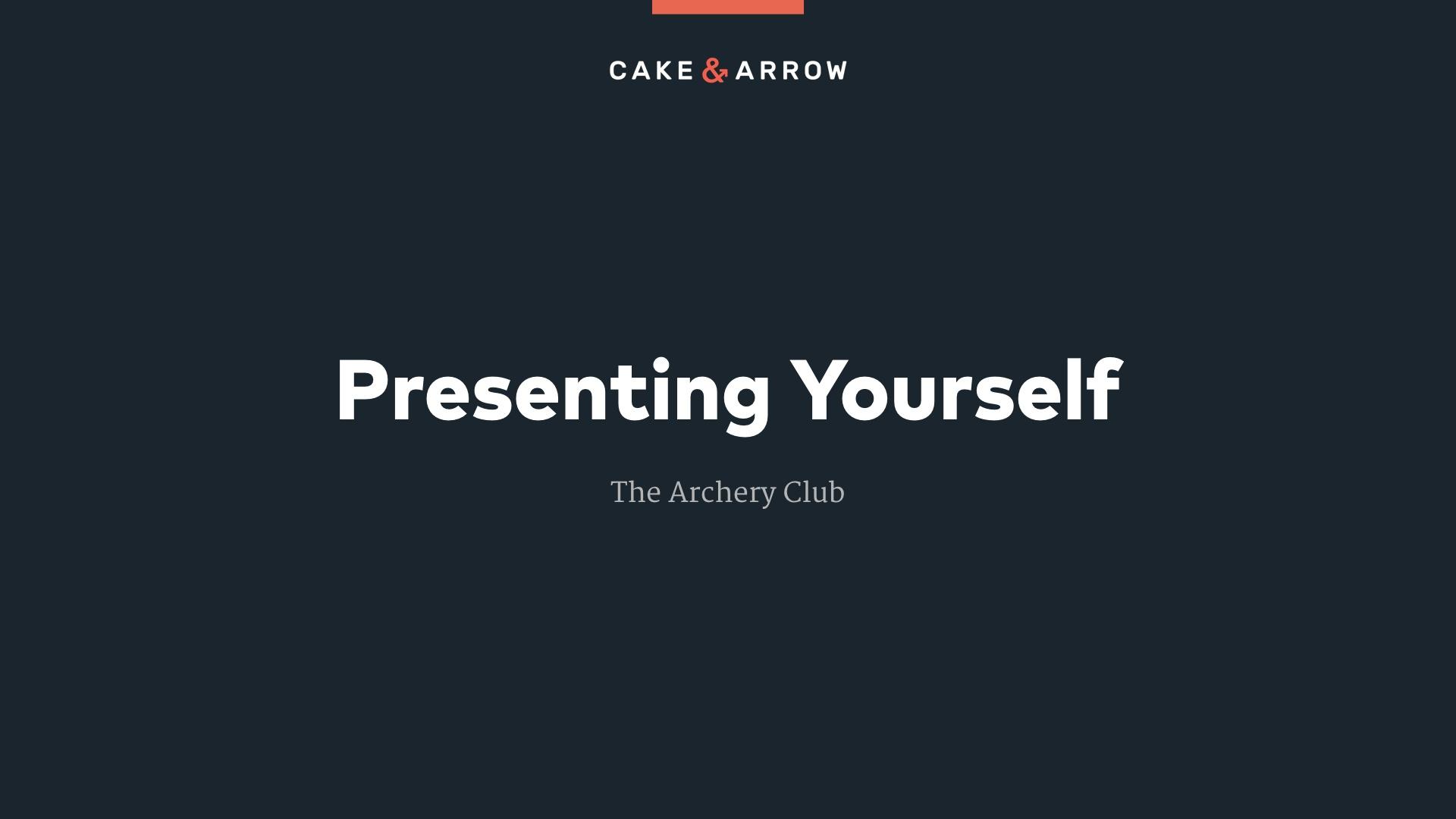 Presenting Yourself.jpeg